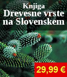 Drevesne vrste na slovneskem