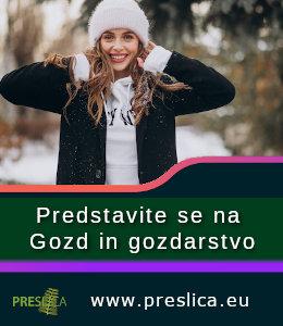 Oglaševanje na portalu Gozd in gozdarstvo