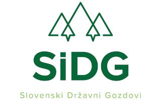 Logotip Slovenski državni gozdovi